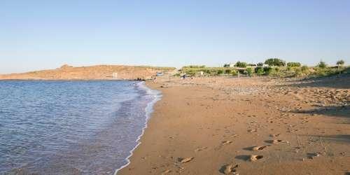 Παραλία Άγιος Ερμόλαος