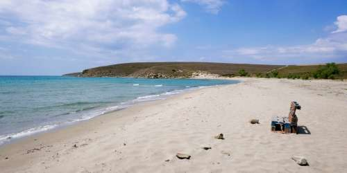 Παραλία Ζεματάς