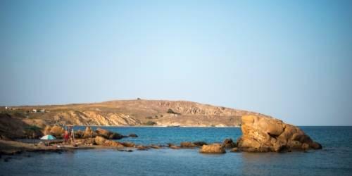 Παραλία Κοκκινόβραχος