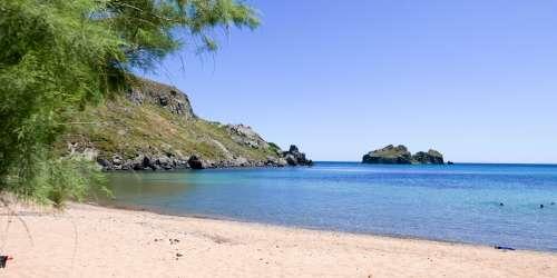 Παραλία Πλαγίσος Μόλος (Στβι)