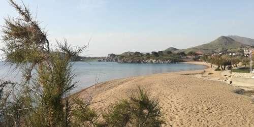 Παραλία Ρωμαίικος Γιαλός