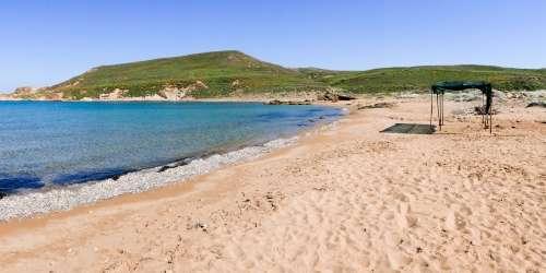 Παραλία Το πηγαδέλι της Παναγιάς