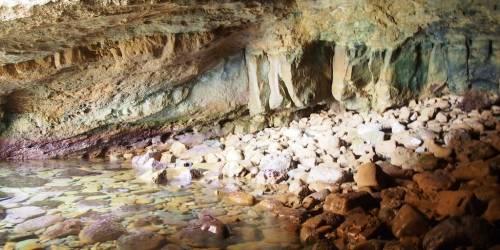 Η σπηλιά του Φιλοκτήτη