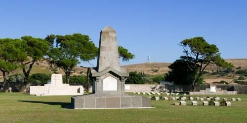 Συμμαχικό Κοιμητήριο Μούδρου