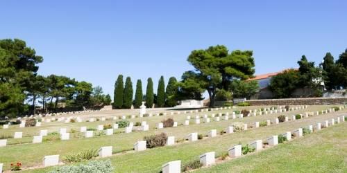 2ο Συμμαχικό Κοιμητήριο Πορτιανού
